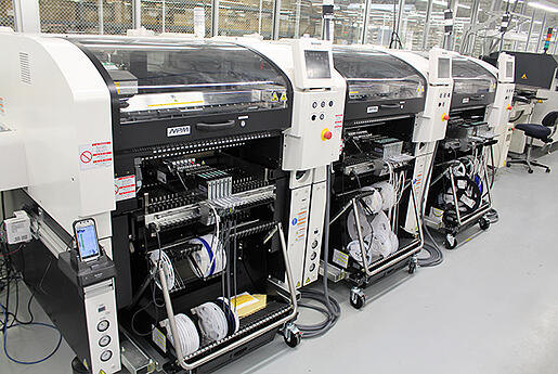 Electronics Manufacturing Services: Equipment