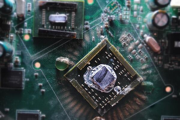 electronic components supply shortage