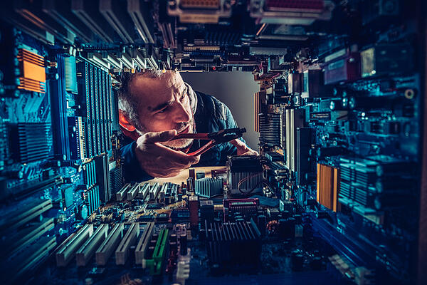 electronics remanufacturing company