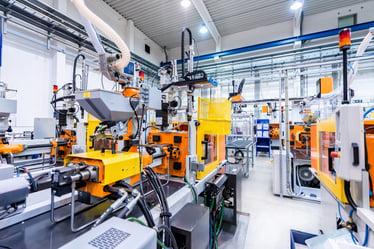 Manufacturing plant security procedures - plant