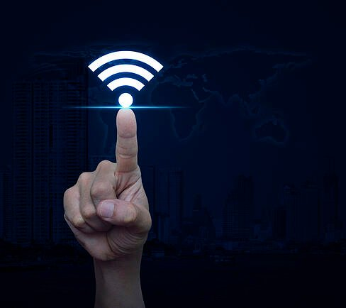 industrial wireless control