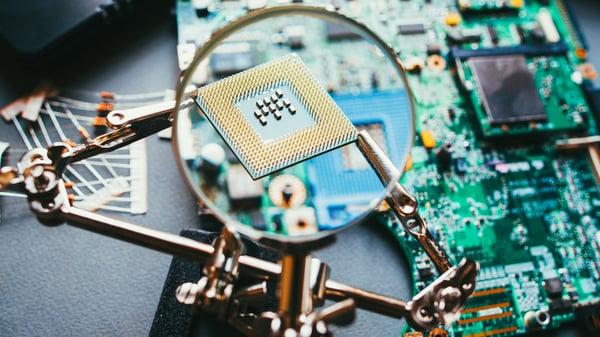 pcb in-circuit testing
