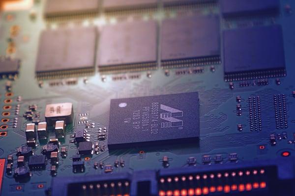 Custom Designed Printed Circuit Board - Circuit Board