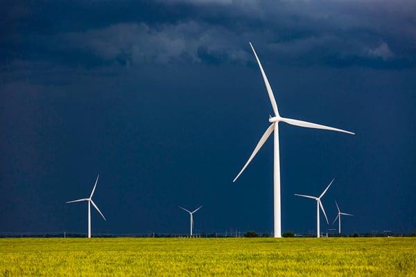 weather factors affecting wind turbine efficiency
